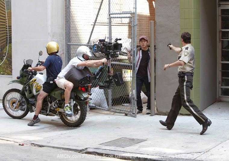 The Walking Dead [ Todo sobre la serie ] Episode-2-lincoln-yeun2